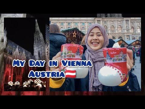 My Day in Vienna, Austria🇦🇹 RUBIT KE AUSTRIA