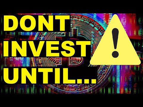 Don't Invest in Cryptocurrency Until You Watch This Video!