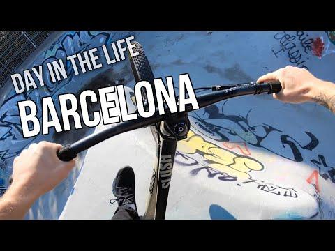 DAY IN THE (BCN) LIFE – POV | Lukas Schäfer
