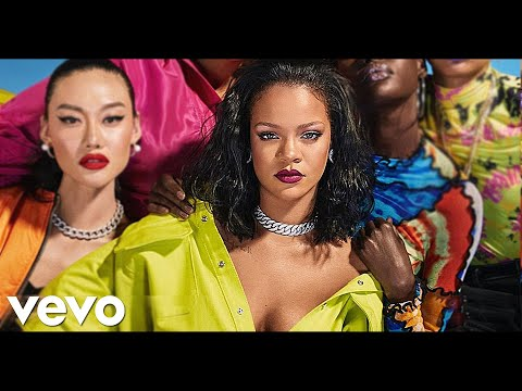 Rihanna & SIA – Beautiful People (Official Music Video)