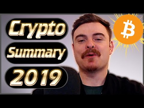 2019 Summary: Bitcoin, EOS, Defi, Stable Coins, Ethereum, Iran War & More