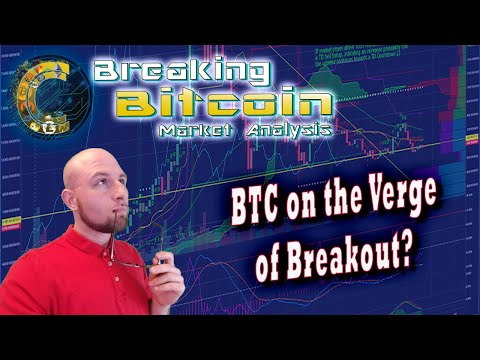 Bitcoin Poised on the Verge of Breakout – January Analysis!  John McAfee – ECB – CBDC – BCH!