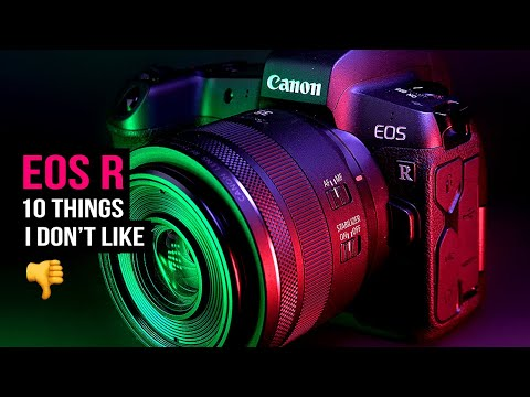 EOS R-10 things I don't like – Canon | Gaston S Photo