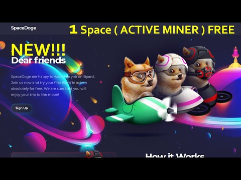 SpaceDoge – Dogecoin mining | Reviews