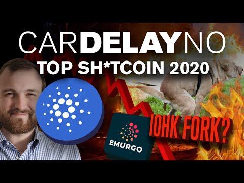 Cardano ADA to Crush 2020? Or Top SHATCOIN 2020💩?