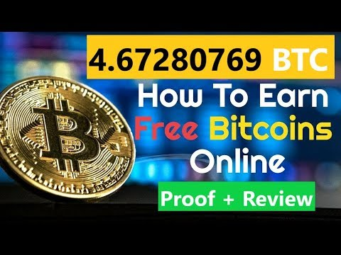 Free Bitcoin Hack 4.67 BTC Daily – Bitcoin Mining 2020 with Proof