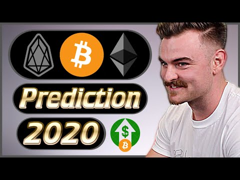Bitcoin, Ethereum & EOS Price Prediction 2020