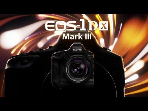 Canon EOS-1D X Mark III – The Newest Flagship Full-frame DSLR