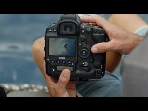 세계적인 수중 사진작가의 EOS-1D X Mark III 사용기 l Ben Thouard l Surfing