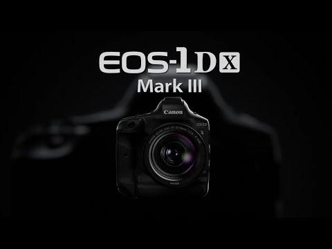 캐논의 'MASTERPIECE' EOS-1D X Mark III l 핵심 스펙 소개