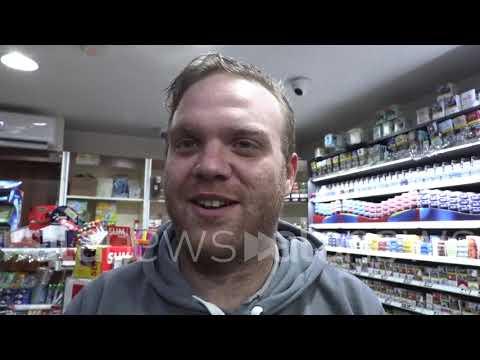 """Lotteria Italia, nella tabaccheria del biglietto vincente: """"Spero sia cliente abituale"""""""