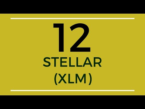 Stellar Lumens XLM Technical Analysis (7 Jan 2020)