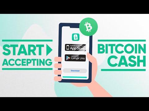 Bitcoin Cash Register App – How to start accepting Bitcoin Cash