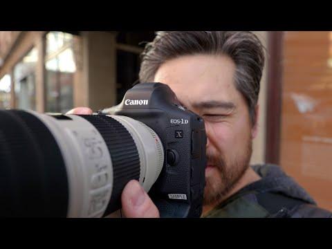 Canon EOS 1DX Mark III Preview