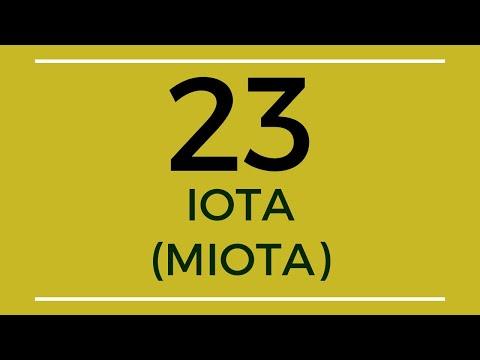 IOTA Technical Analysis (8 Jan 2020)