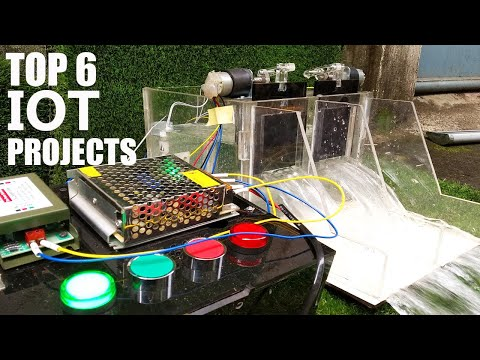 Top 6 IOT Projects For 2020 | Smart & Useful IOT Project Ideas