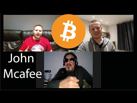 John McAfee Interview: Bitcoin Is Ancient Technology! Takes Back Bitcoin Price Prediction 2020
