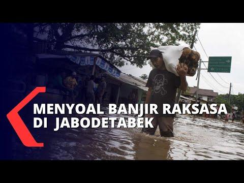Banjir Jakarta, Anies: Tidak Ada Warga yang 24 Jam di Pengungsian