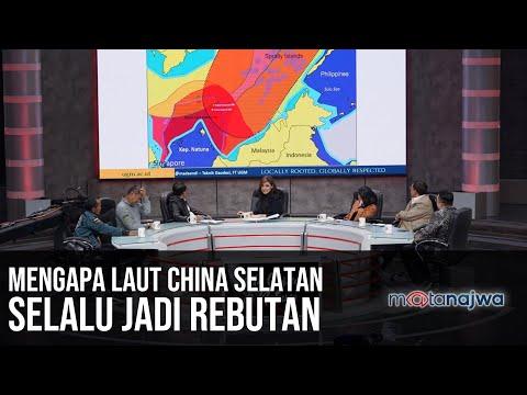 Ada China di Natuna: Mengapa Laut China Selatan Selalu Jadi Rebutan (Part 3) | Mata Najwa