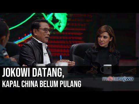 Ada China di Natuna: Jokowi Datang, Kapal China Belum Pulang (Part 2) | Mata Najwa