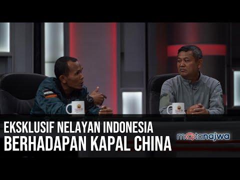 Ada China di Natuna: Eksklusif Nelayan Indonesia Berhadapan Kapal China (Part 1) | Mata Najwa