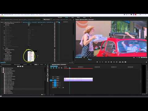 Remove Objects in Adobe Premiere Pro with BCC 10 plug-ins powered by mocha