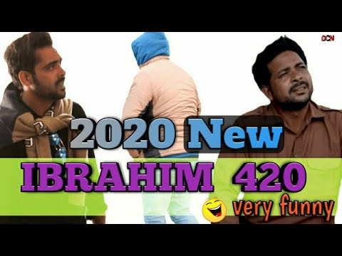 Ibrahim 420. 2020 New comedy Video||Desi cartoon network||DCN||