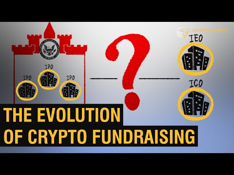 From ICOs to IEOs to…? | The Evolution of Crypto Fundraising