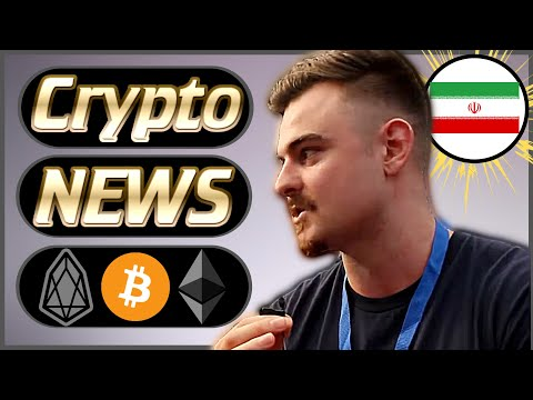 Crypto News Weekly #1 – Bitcoin, Iran, EOS, Ethereum, Blockchain News & More! Crypto 2020 Is Here!
