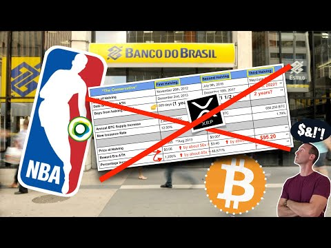 BREAKING NEWS! NBA & Digital Assets! Brazilian Banks BLOCK Crypto + MY XRP PRICE PREDICTION WRONG!!