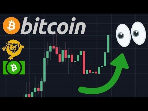 HUGE BITCOIN BREAKOUT!! VERY SOON?   Bitcoin Cash & Bitcoin SV Are SCAMS!