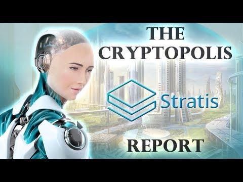 STRATIS | The Cryptopolis Report