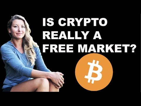 Is Crypto Really a Free Market?