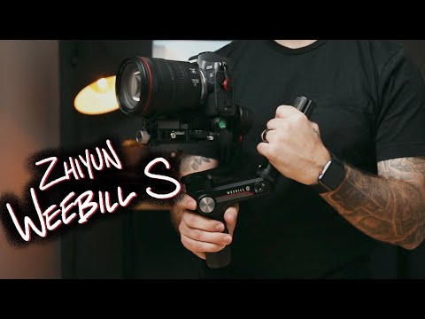Perfect Gimbal for the EOS R?   Zhiyun Weebill S Review