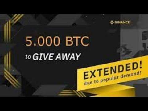 Binance СЕO: Bitcoin price prediction and GivеAway BTC