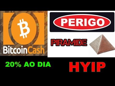 BITCOIN CASH PROMETE PAGAR 20% AO DIA (#DUVIDO)