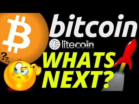 🔥 WHATS NEXT FOR BITCOIN AND LITECOIN ?????🔥 BTC LTC price prediction, analysis, news, trading