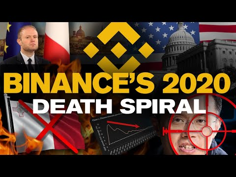 Binance to be Banished From Malta!? Death Spiral Begins!