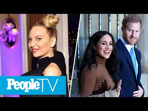 Breaking Down Prince Harry & Meghan Markle's Exit, Sia Confirms She Adopted A Son & More | PeopleTV