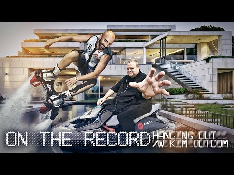 On The Record w/ Kim Dotcom – The Case, The Crypto & The Lifestyle