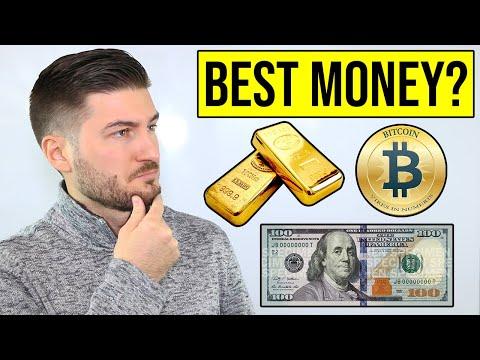 The Best Form of Money: Bitcoin vs Gold vs Fiat