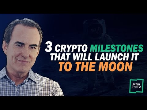 3 Crypto Milestones That Will Launch It To The Moon