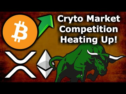 BITCOIN & CRYPTO MARKET COMPETITION HEATS UP – Anchorage, Silvergate, Bitstamp, & Blade