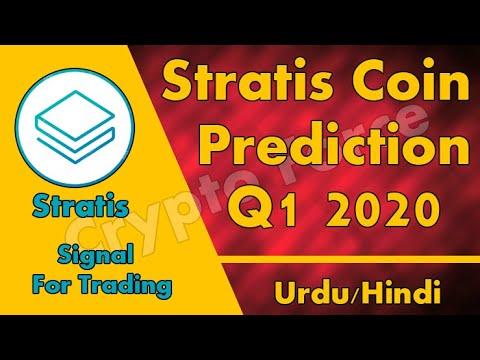 Stratis Coin Price Prediction | Get 100% Profit In Q1 2020 🚀🚀