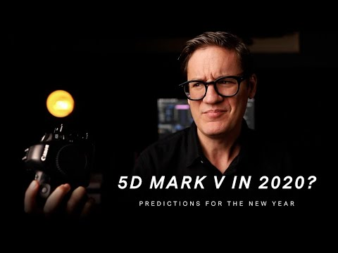Canon 5D Mark V in 2020? / New EOS R? / What Canon May Release This Year