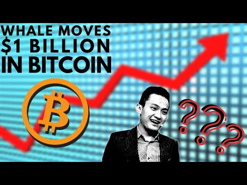 $1 BILLION IN BITCOIN moved! Finance Managers ADD BTC to Portfolio | Justin Sun of Tron Announcement