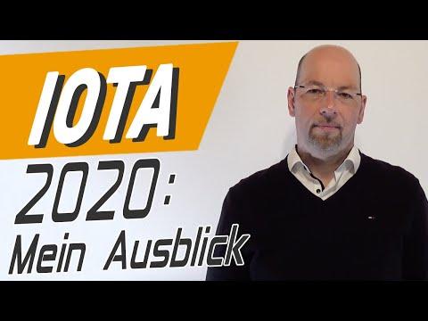 IOTA-Ausblick: Kommt 2020 die Wende?