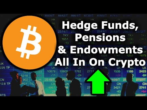 Hedge Funds, Pensions & Endowments Want Your BITCOIN & CRYPTO – Crypto Dad USD Coin