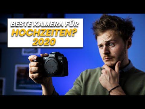 Beste Kamera für Hochzeitsfotografie und Videos 2020? – Canon EOS R Mark II