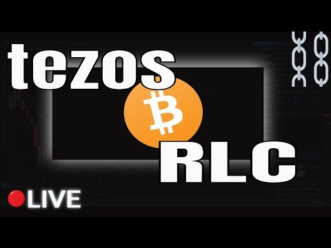 Tezos XTZ Price Prediction| iEXEC RLC Analysis & Update| Ethereum ETH Technical Analysis | 17TH 2020